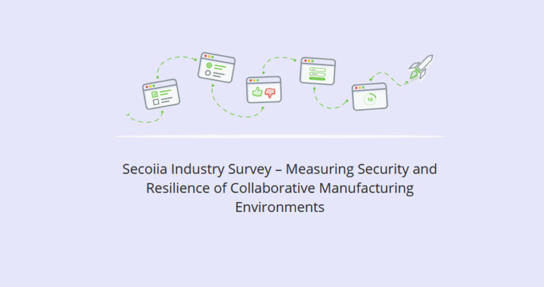 Read more about the article SeCoIIA Industry Survey